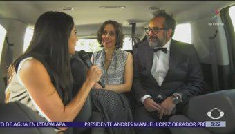 Eugenio Caballero y su nominación al Oscar