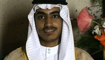 Foto: La CIA difunde imágenes de Hamza bin Laden, hijo de Osama bin Laden, durante su boda el 1 de noviembre de 2017