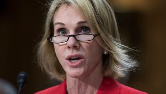 trump elige a kelly knight como embajadora ante onu