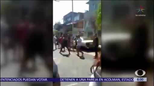 Golpean a alumno de secundaria en Iztapalapa por hacer bullying