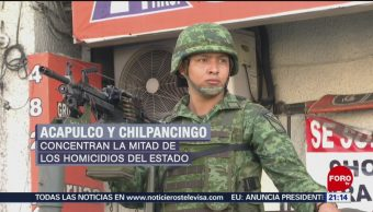Foto: Llegan Fuerzas Federales Acapulco Guerrero 8 de Febrero 2019