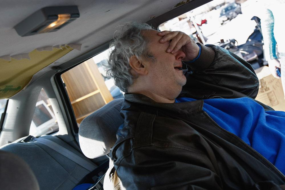 Foto Llorar dentro del auto ayuda a bajar de peso 18 febrero 2019