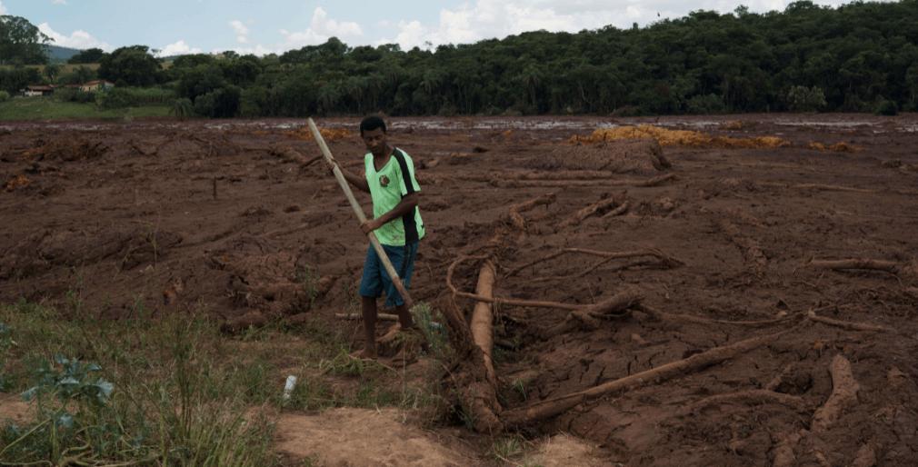 FOTO Brasil cierra presas similares a las que colapsaron Ap 30 enero 2019 Brumadinho