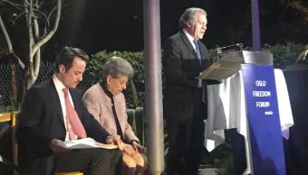 Venezuela, Luis Almagro, OEA, Twitter, @Almagro_OEA2015, 26 febrero 2019