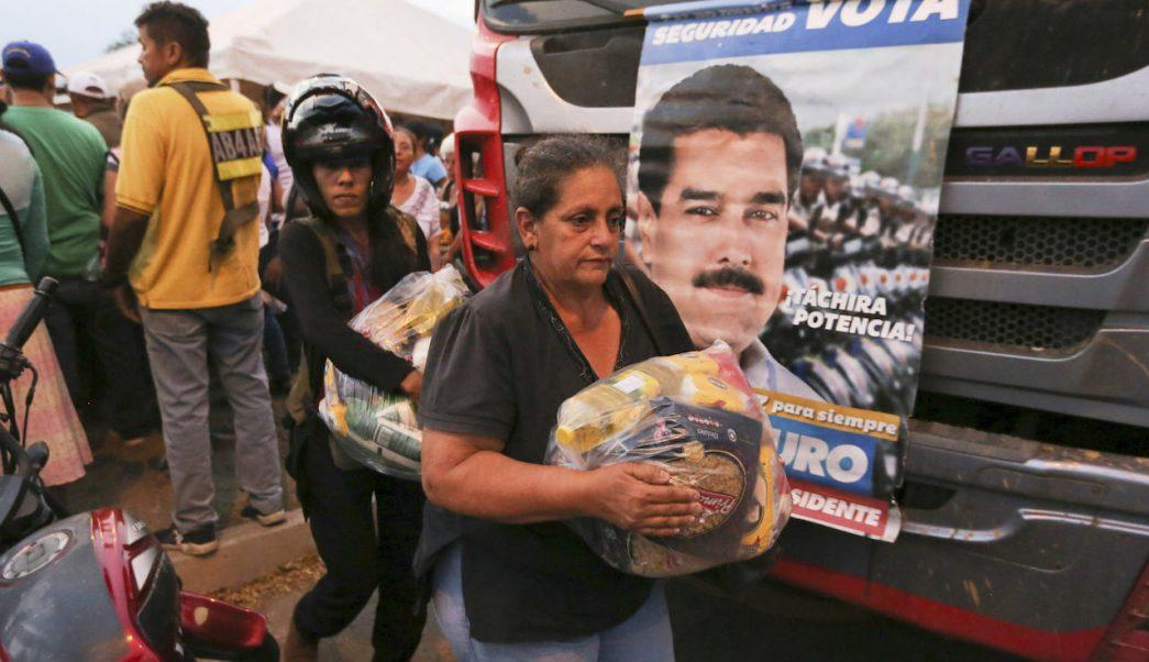 Nicolas-Maduro-Juan-Guaido-Ayuda-Humanitaria-Venezuela