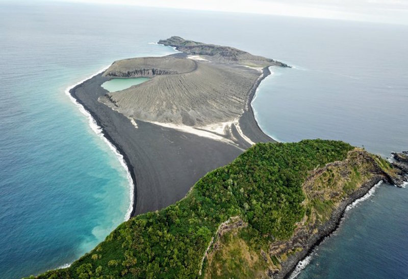 Foto misteriosa isla Pacífico desconcierta científicos NASA