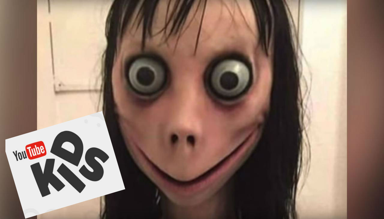YouTube-Kids-Momo-Reto-Internet-suicidio