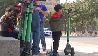 Vecinos del corredor Roma-Condesa piden consulta para uso de monopatín