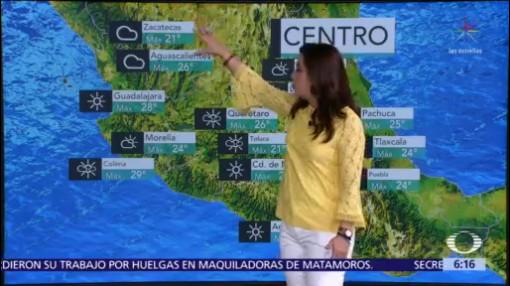 Onda de calor afecta a 16 estados de la República Mexicana