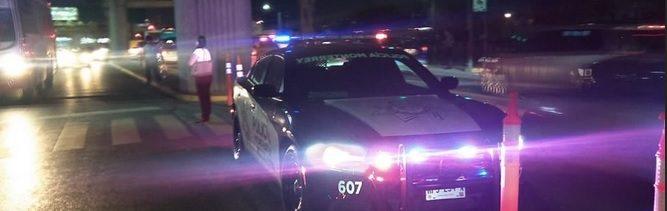 Foto: Operativo de seguridad en Monterrey, NL, 8 de febrero 2019. Twitter @spvmty
