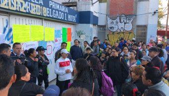 Foro: Padres de familia protestan por alumno agresivo 19 febrero 2019