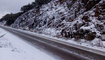 Foto: Se registran nevadas en Sonora 19 febrero 2019