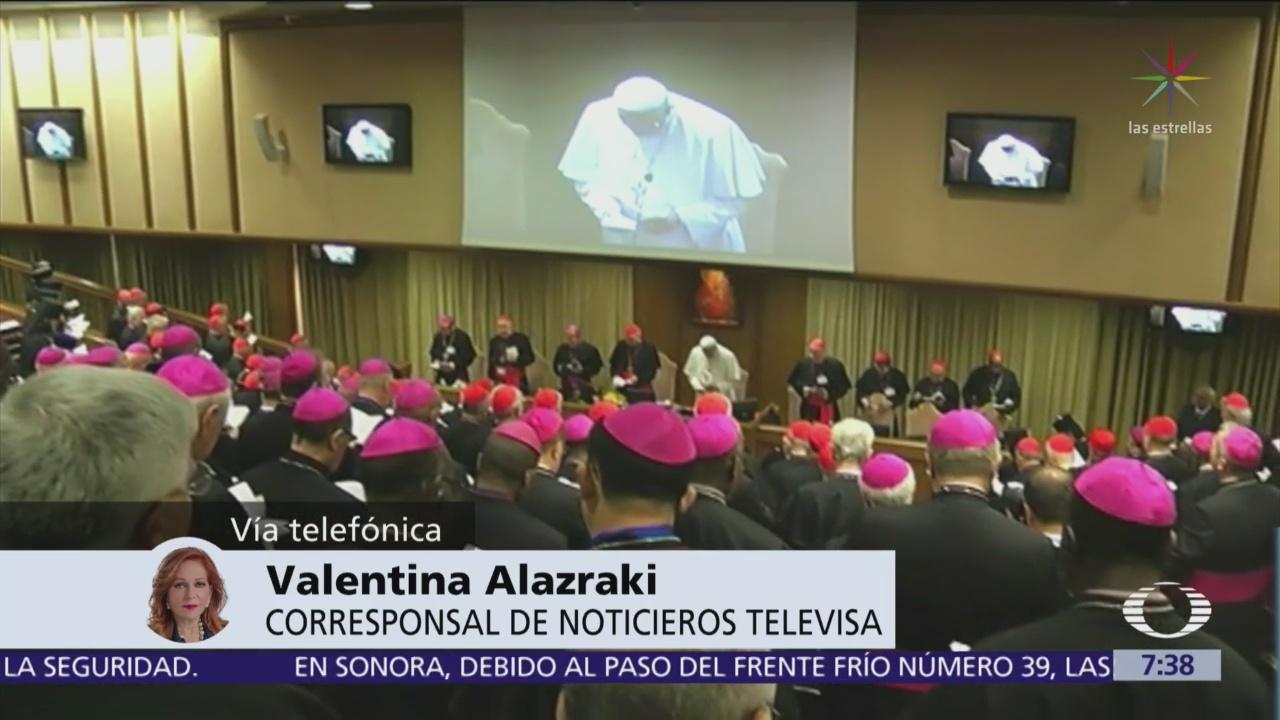 Vaticano da inicio a cumbre sobre abuso sexual de sacerdotes