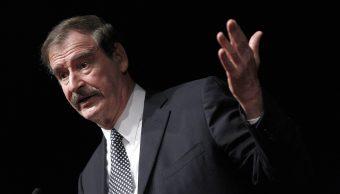Foto Vicente Fox 14 Febrero 2019