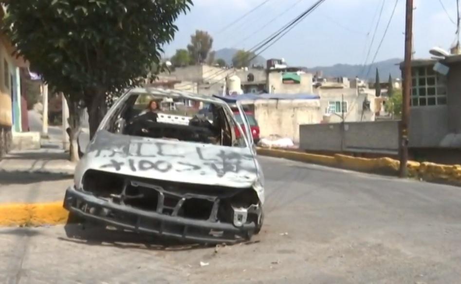 Pugna entre dos familias, origen de la violencia en Cuautepec