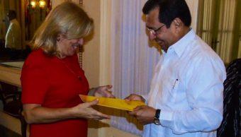 Hermano de Hugo Chávez es el nuevo embajador de Venezuela en Cuba