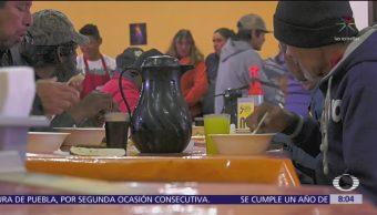 Albergues de Tijuana asisten a migrantes que buscan llegar a EU