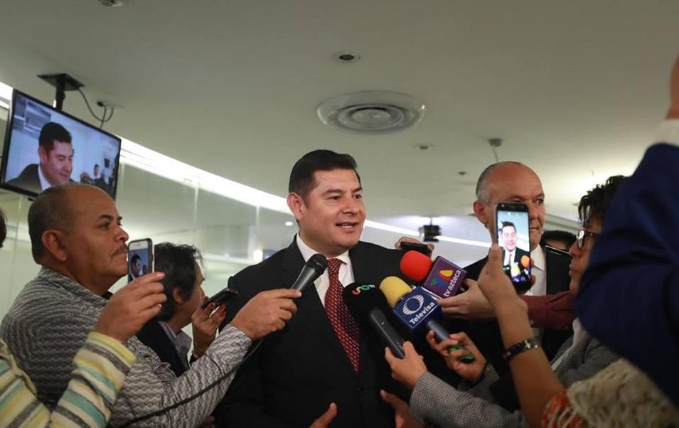 Armenta acusa parcialidad de la dirigencia de Morena