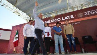 Foto: AMLO explicó por qué -a diferencia de como sucedió con el aeropuerto de Texcoco, el gasoducto y la hidroeléctrica- en esta ocasión no habrá consulta, el 3 de marzo de 2019 (Cuartoscuro)