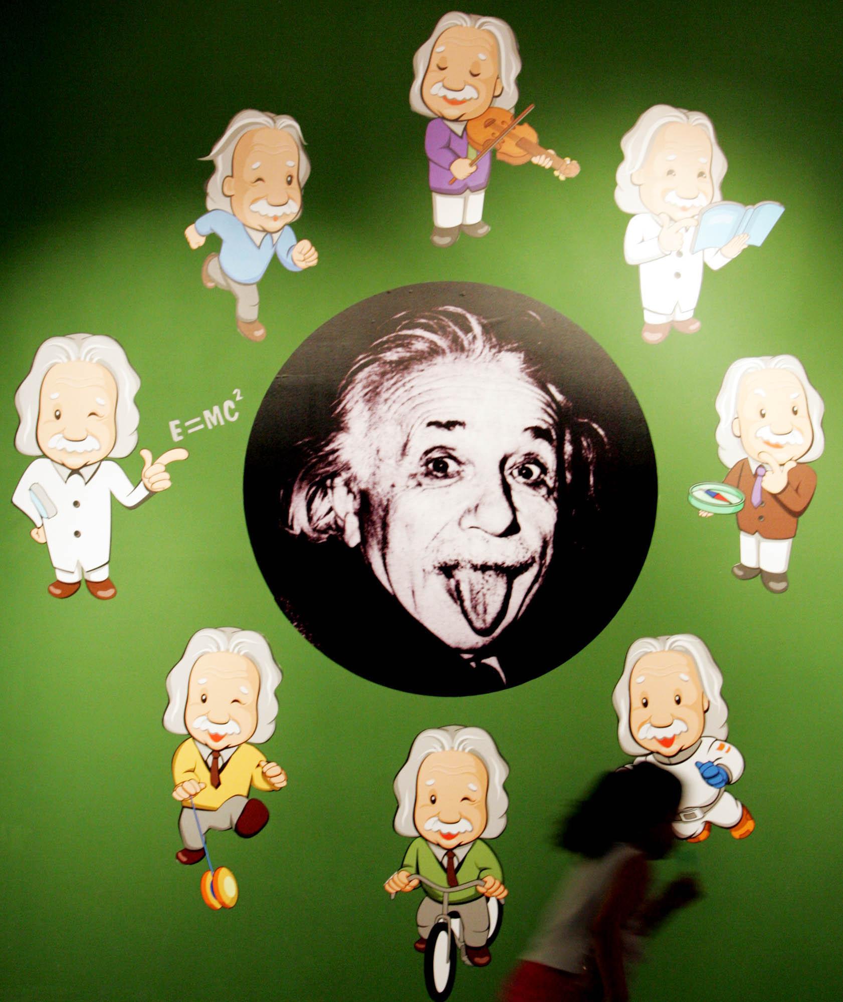 FOTO Te atreves a descifrar el famoso acertijo de Einstein