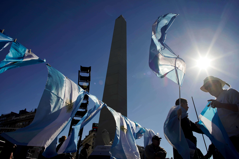 FOTO obelsico buenoas aires argentina 25 mayo 2018