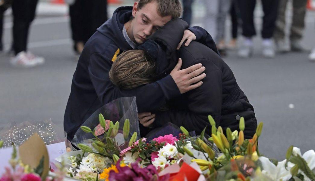Foto: Christchurch vivió una jornada de luto entre el desconcierto y el horror por los ataques a las dos mezquitas, 16 marzo 2019