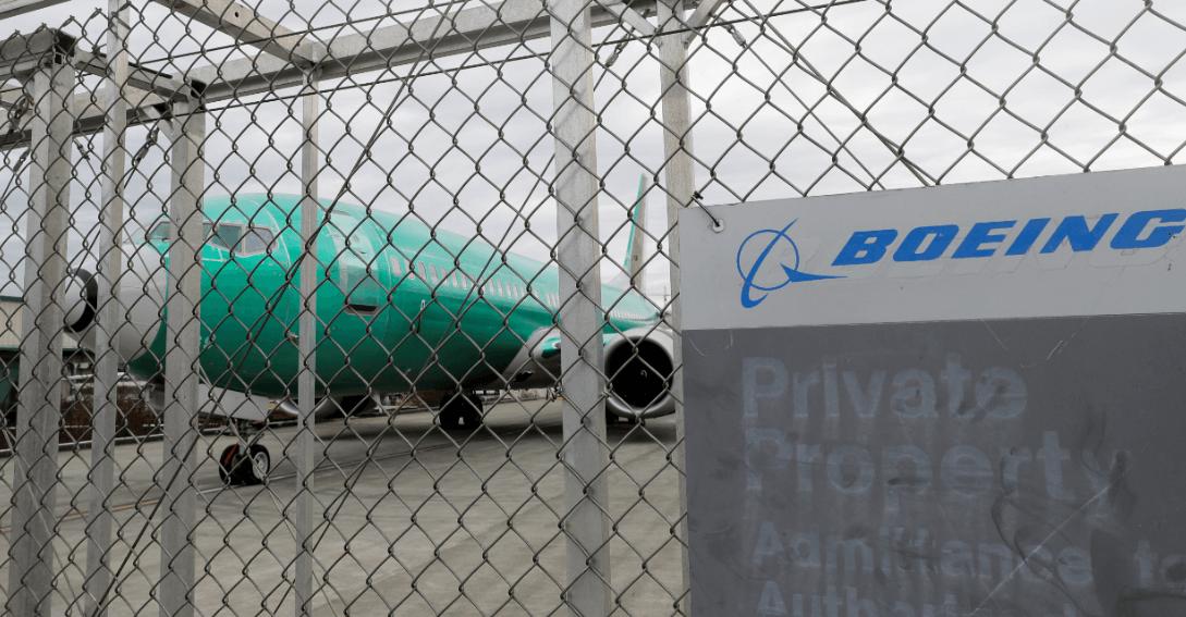 FOTO Francia cierra espacio aéreo a los aviones Boeing 737 Max 8 AP 10 marzo 2019 washington