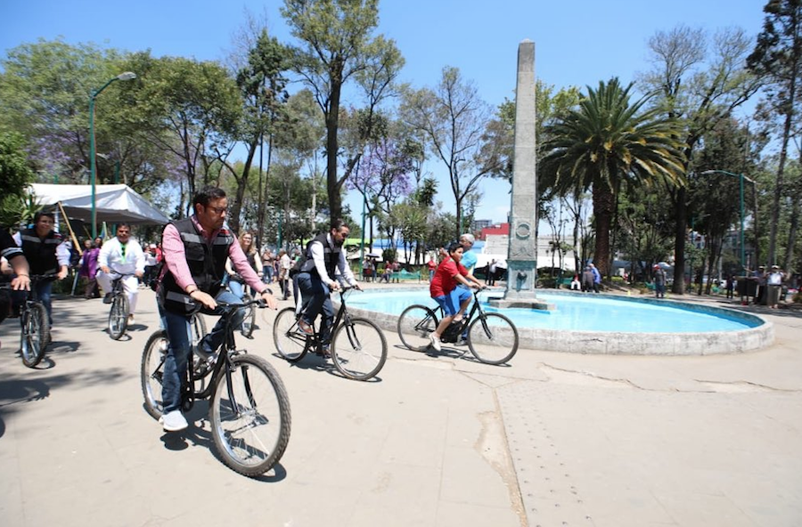 Foto Regalarán bicicletas Alcaldía Miguel Hidalgo así puedes obtenerlas 26 marzo 2019