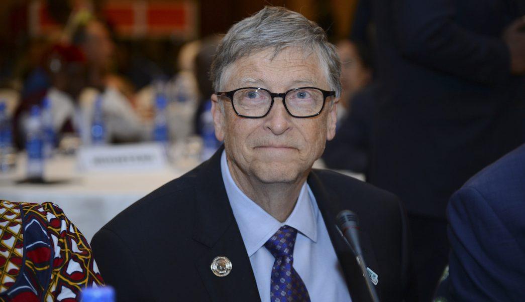 Foto Bill Gates 15 Marzo 2019