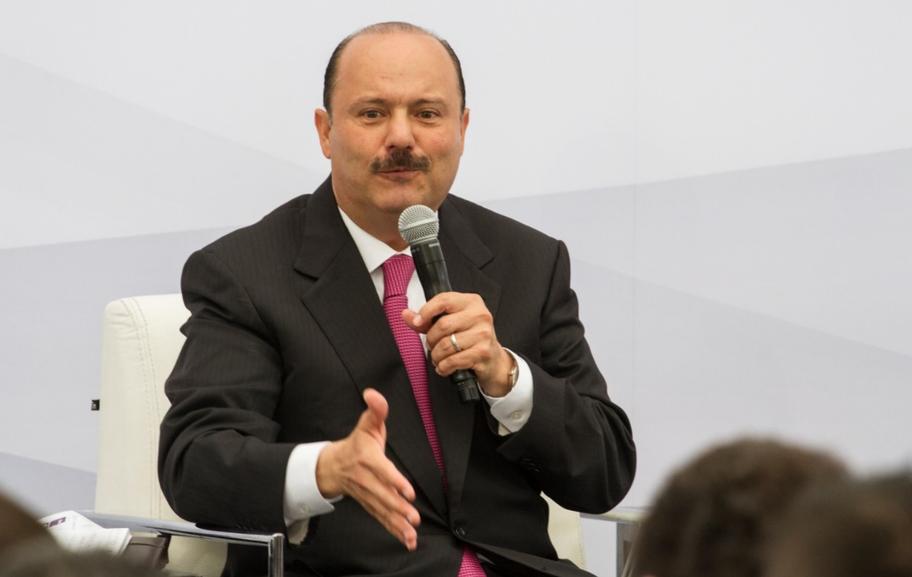 Tribunal Electoral revoca expulsión de César Duarte del PRI