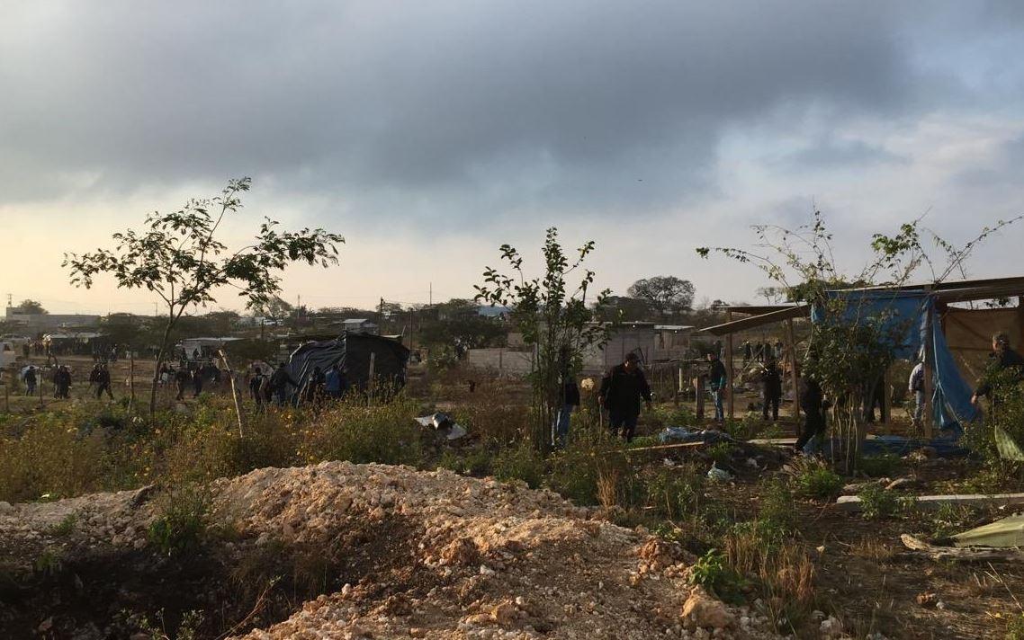 FOTO: Policías Chiapas, el 22 de marzo de 2019