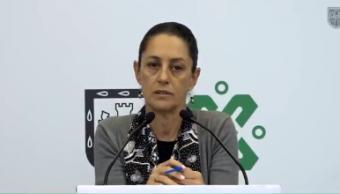 Foto: Claudia Sheinbaum, jefa de gobierno de la Ciudad de México, 18 de marzo de 2019, México