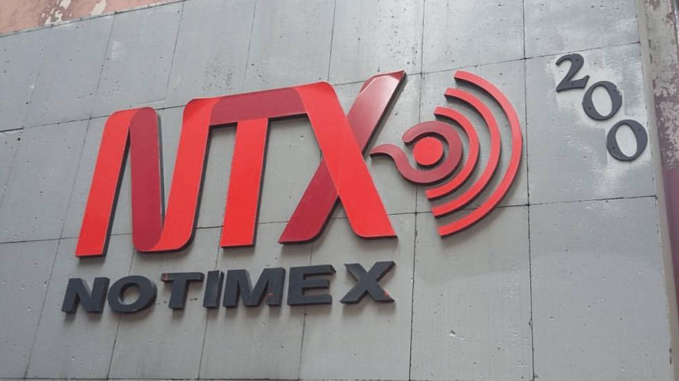 FOTO Corresponsales de Notimex denuncian suspensión de salarios (Twitter 19 marzo 2019 cdmx)