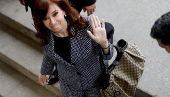 Foto: Cristina Fernández, expresidenta de Argentina, 18 de septiembre de 2018, Buenos Aires, Argentina