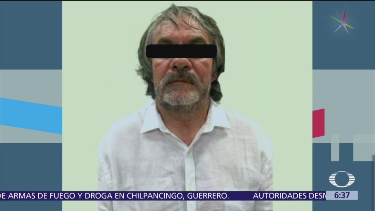 Detienen a presunto líder del Cartel de Juárez en Brasil