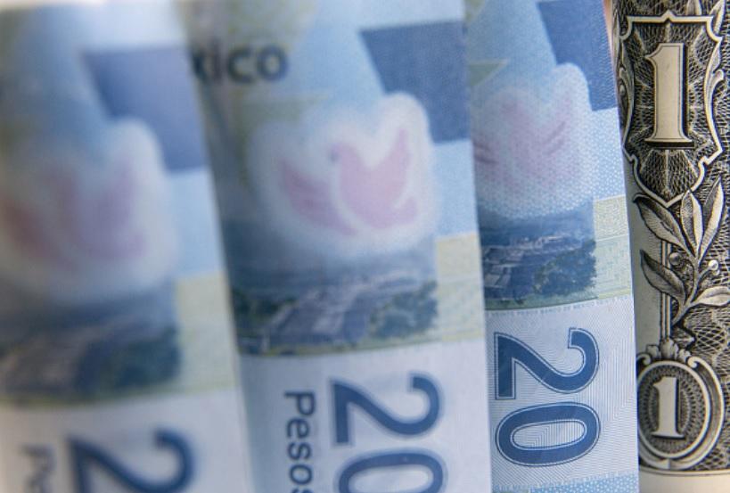 Foto: Los bancos de la Ciudad de México vendieron el dólar libre en un precio máximo de 19.38 pesos esta jornada, 19 de marzo de 2019 (Getty Images)