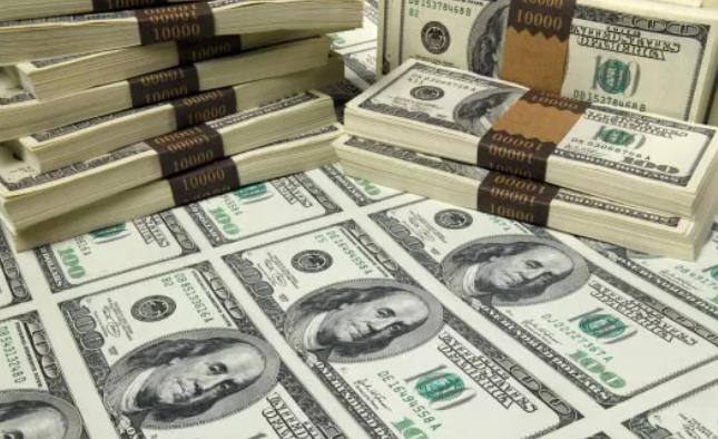 Foto: Dólares de Estados Unidos