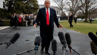 Foto: Donald Trump, presidente de Estados Unidos, 22 de marzo de 2019, Washington, Estados Unidos