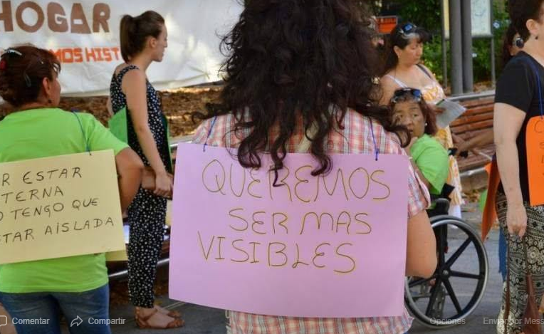 FOTO Empleadas domésticas de México crean la 'Mi Trabajo Cuenta', comunidad virtual en Facebook, para compartir experiencias (Facebook 16 marzo 2019 cdmx)