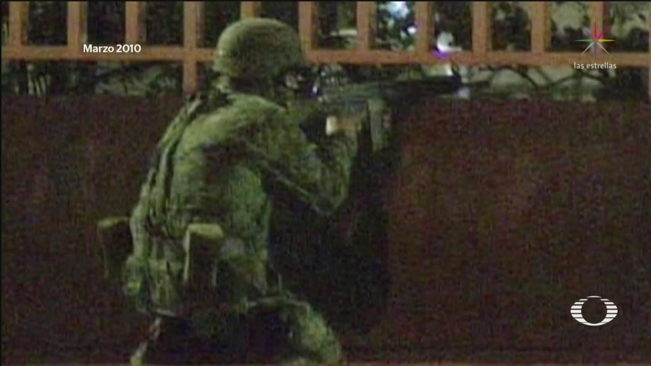 Foto: Estado Mexicano Disculpa Asesinatos Tec Monterrey 19 de Marzo 2019