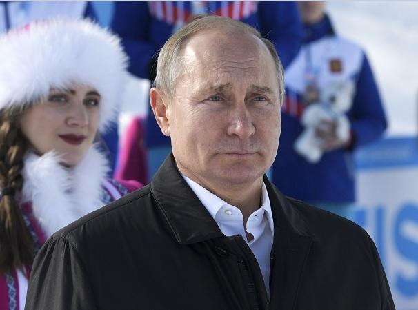 Foto: El presidente de Rusia, Vladimir Putin, el 29 de diciembre de 2019