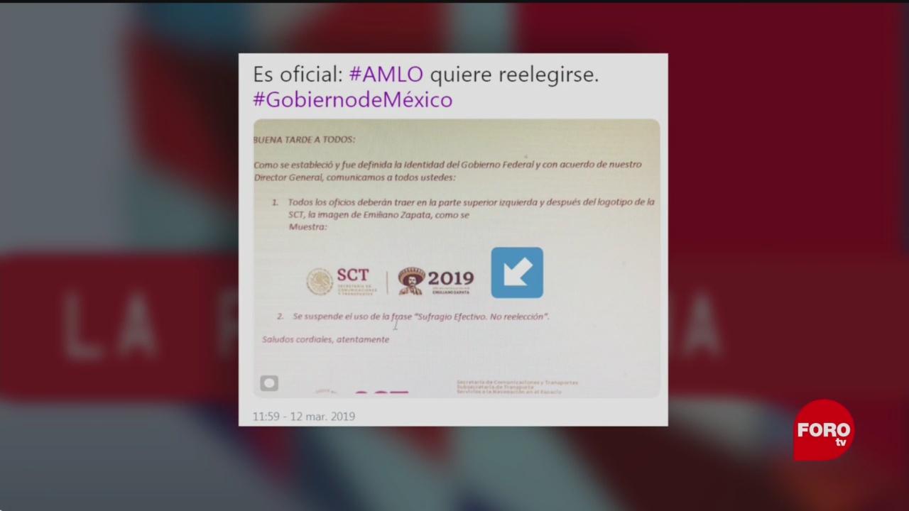 Foto: Francisco I Madero AMLO Reeleccion 13 de Marzo 2019