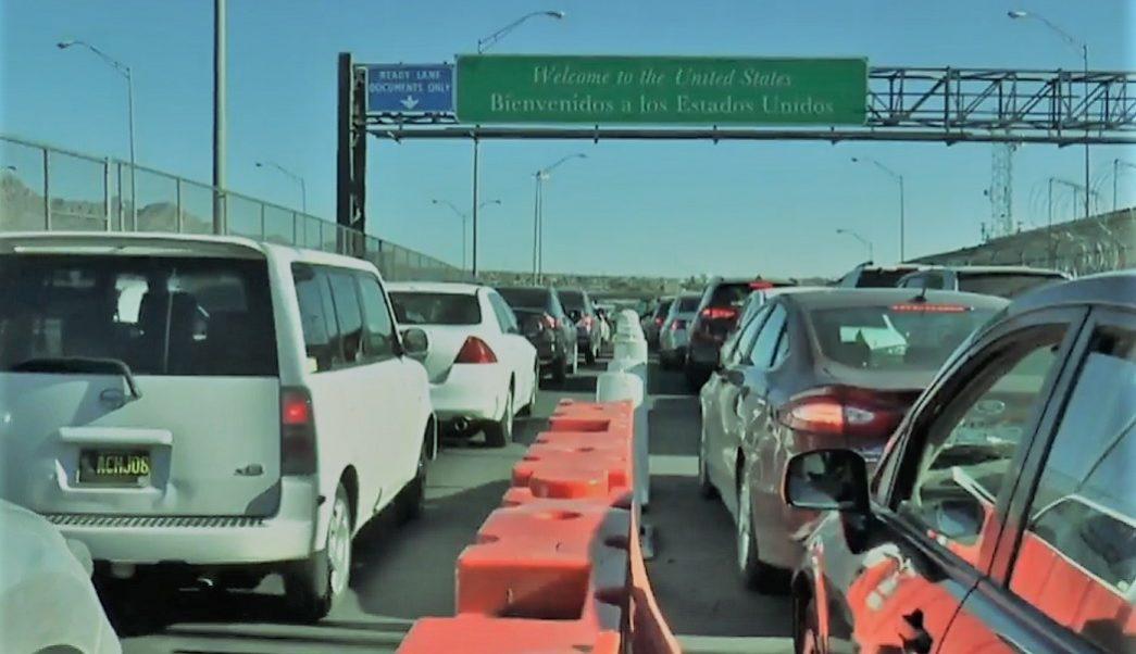 Falta de agentes en EEUU provoca crisis en cruces internacionales en Ciudad Juárez