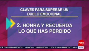 FOTO: Gimena Liberman: Claves para superar un duelo emocional, 30 Marzo 2019
