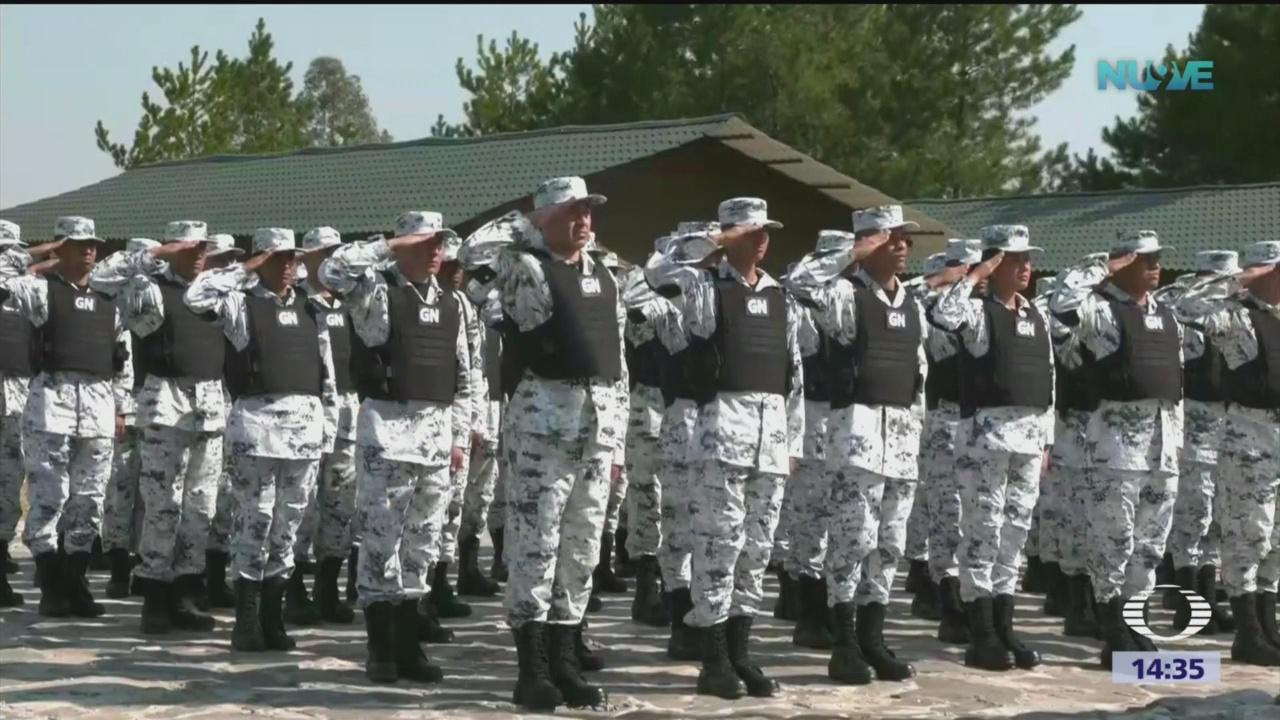 Foto: Guardia Nacional logra aprobación en mayoría de Congresos locales