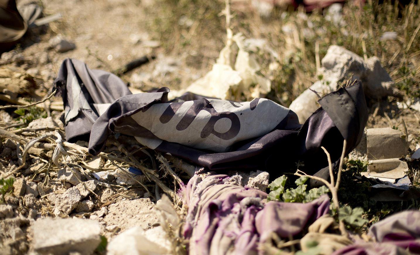 Foto: Miles de combatientes de las Fuerzas de Siria Democrática murieron en los combates contra el Estado Islámico, 23 marzo 2019