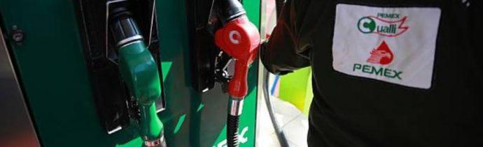 Foto: Gasolinas en frontera deben costar lo mismo que en EU 27 marzo 2019