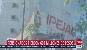 Investigan inversión irregular de Instituto de Pensiones de Jalisco