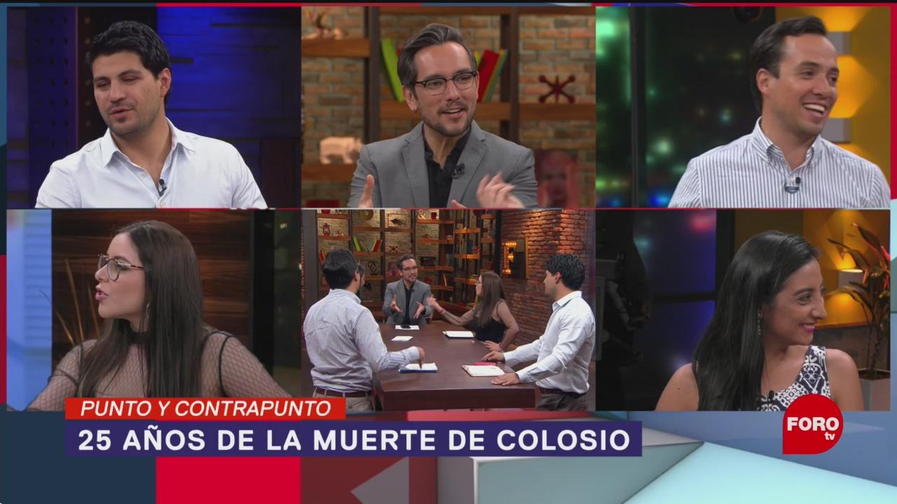 Foto: Historia Colosio Actualidad 28 de Marzo 2019