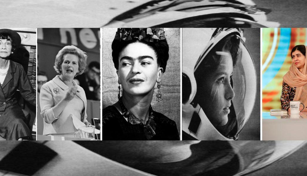 FotoEstas son algunas mujeres que cambiaron el mundo, 8 marzo 2019